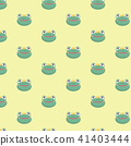 frog, seamless, frogs 41403444
