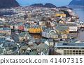 alesund, town, port 41407315