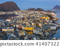 alesund, town, port 41407322