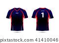 shirt football soccer 41410046