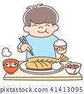 婴儿3岁的男孩_米饭 41413095