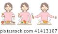 Mom _ Dinner set 41413107