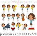 School girl Black_classic music 41415778