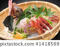 ซาชิมิ,อาหาร,อาหารทะเล 41418569