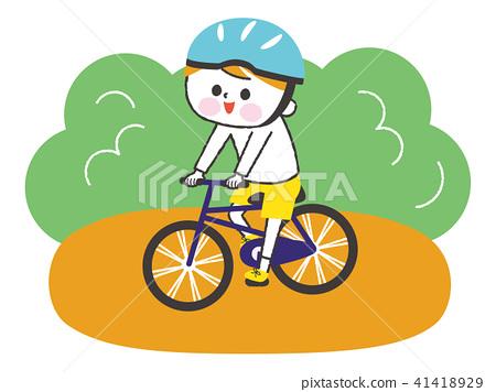 Bicycle helmet cycling 41418929