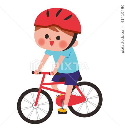 自行车头盔 41419496