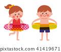 兒童的孩子 41419671