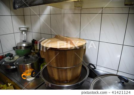 台灣端午節包肉粽 41421124