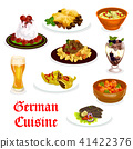 german food cuisine 41422376