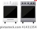oven, appliance, vector 41431354