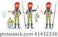 Fisher cartoon character 41432336