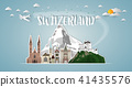 Switzerland Landmark Global Travel And Journey. 41435576