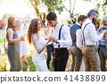 后院 婚礼 接待 41438899