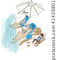 ชายหาด 41439801