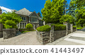 Custom built luxury house in the suburbs of Toronto, Canada. 41443497