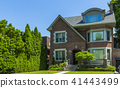 Custom built luxury house in the suburbs of Toronto, Canada. 41443499