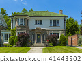 Custom built luxury house in the suburbs of Toronto, Canada. 41443502