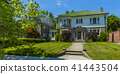 Custom built luxury house in the suburbs of Toronto, Canada. 41443504