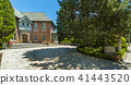 Custom built luxury house in the suburbs of Toronto, Canada. 41443520