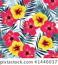 palm pattern tropical 41446037