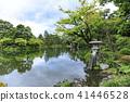 가나자와 겐로쿠엔 수 じ 등불 41446528