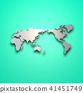 3D,글로벌,세계지도 41451749