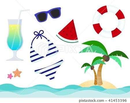 暑假用品 41453396