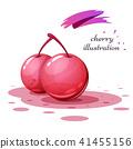 cherry vector cherries 41455156