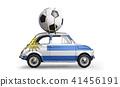 Uruguay football car 41456191