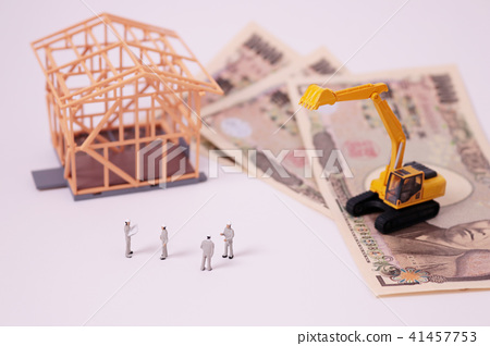 건축 공사의 비용 41457753