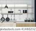 kitchen, kitchens, interior 41460232