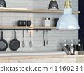 kitchen, kitchens, interior 41460234