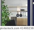 kitchen, kitchens, interior 41460236