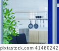 kitchen, kitchens, interior 41460242