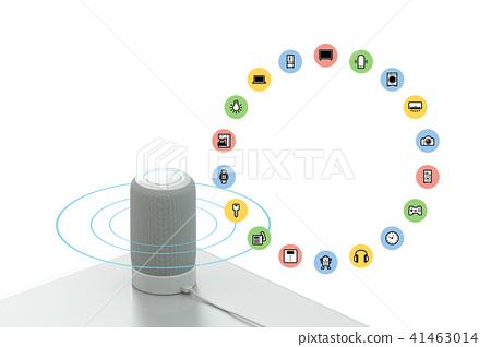 智能音箱(系列) 41463014