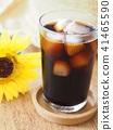 ice, coffee, beverage 41465590