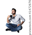 man businessman portrait 41472676