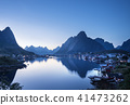 Reine Village, Lofoten Islands, Norway 41473262