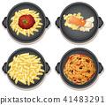 พาสต้า,อาหาร,อิตาเลียน 41483291