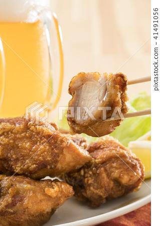 Fried chicken 41491056