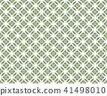 "Seamless Japanese pattern pattern ""Cloisonne / Rhompei"" 41498010"