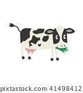 动物 奶牛 牲口 41498412