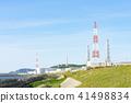 荒浜 해안에서 바라 보는 가시와 자키 가리와 원자력 발전소 41498834