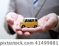 hand, vehicle, automobile 41499881
