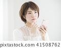 小姐·智能手機 41508762