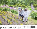 gardening, baby boy, boy 41509889