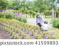 gardening, parenthood, parent and child 41509893