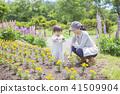gardening, baby boy, boy 41509904