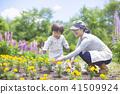 父母和孩子園藝 41509924