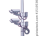 camera, surveillance, security 41510536